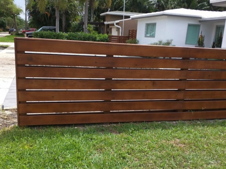 garden fence installation cooper creek florida