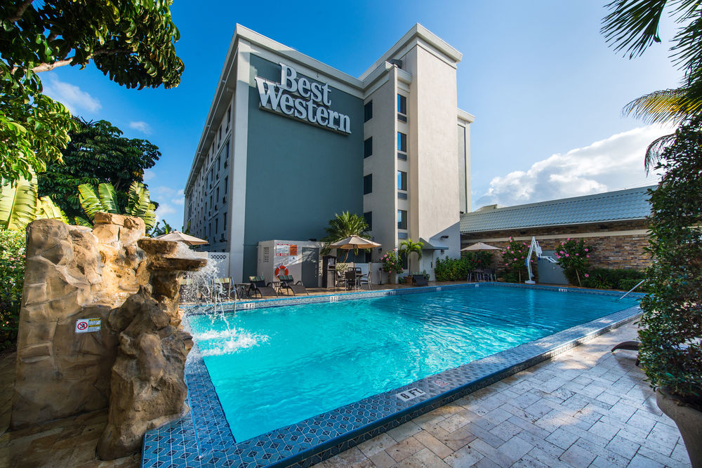 Best Western Plus Hollywood Aventura