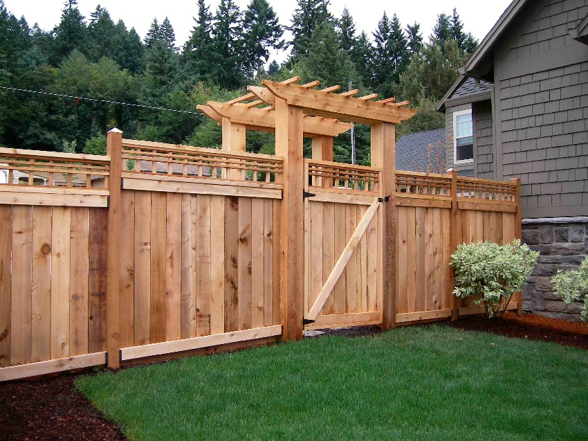 Design Fencing New pergola design archives broward county fence choosing a fence design for your broward county garden workwithnaturefo